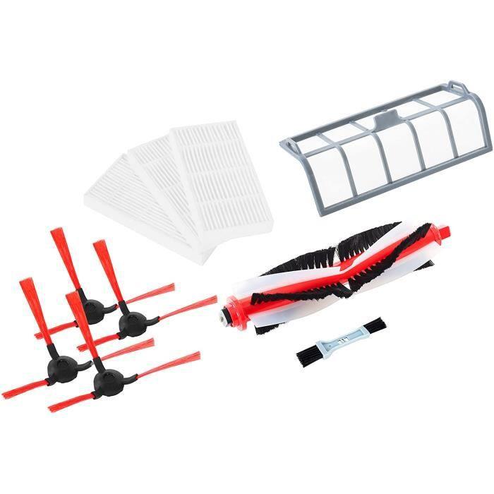 Vileda Grand kit d'entretien pour aspirateur VR 302