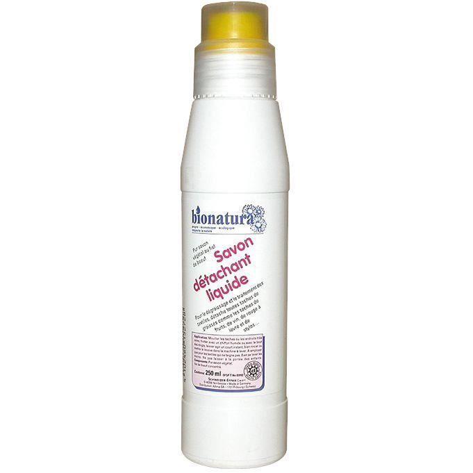 Savon liquide détachant écologique - 250 mL
