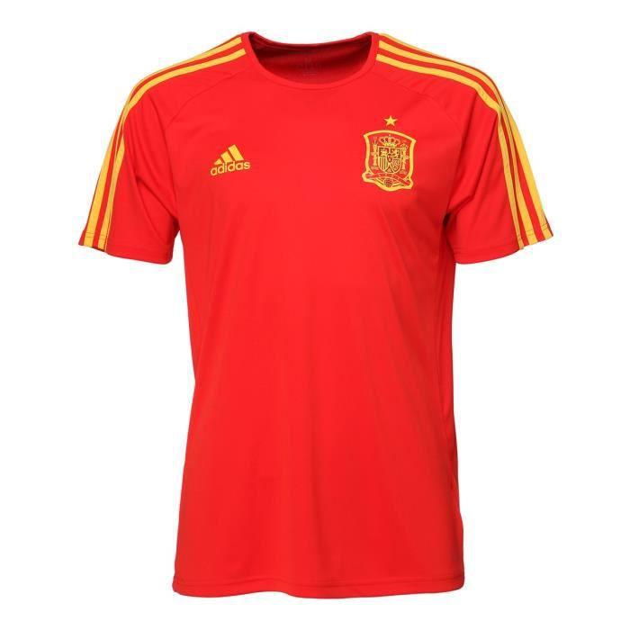 ADIDAS Maillot de Football FEF Espagne - Homme - Rouge
