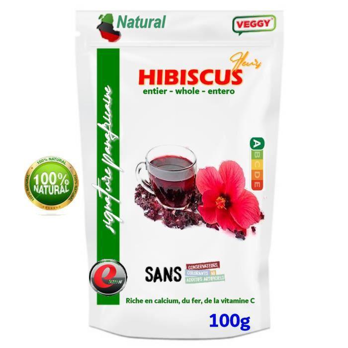 Bissap' sélection panafricaine - 100G