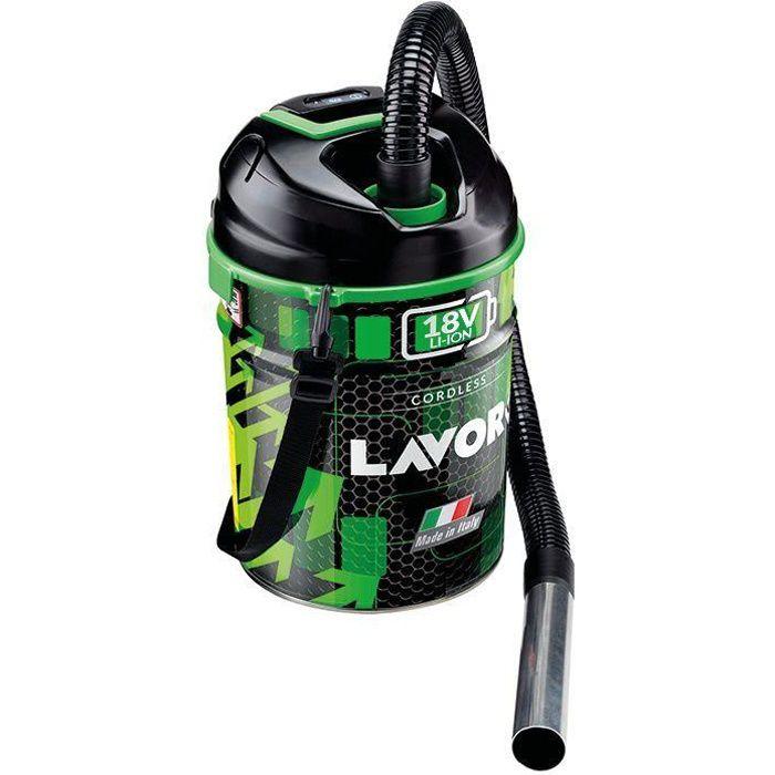 Aspirateur à cendres à batterie 3 en 1 Free vac 1.0