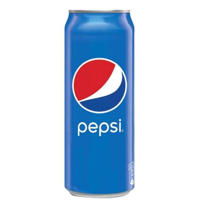 Pepsi classique Pack de 33 cl x 24