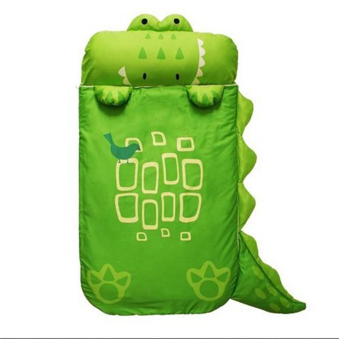 SAC DE COUCHAGE 70*140cm Sac de couchage animal duvet pour enfant