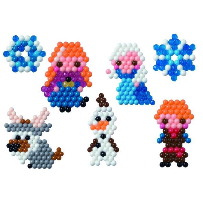 la reine des neiges kit de loisirs cr atifs aquabeads. Black Bedroom Furniture Sets. Home Design Ideas