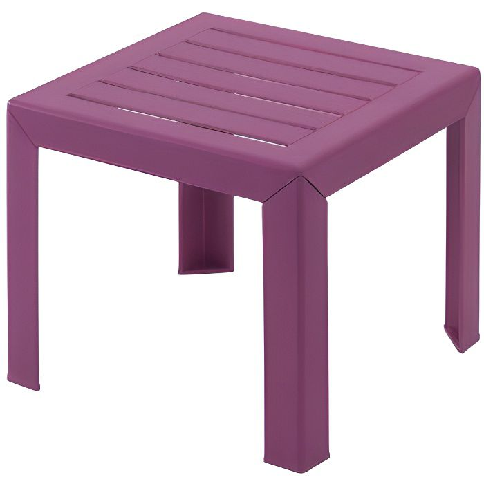 Table De Jardin R Sine Basse Miami Grosfillex 4 Achat Vente Table De Jardin Table De Jardin