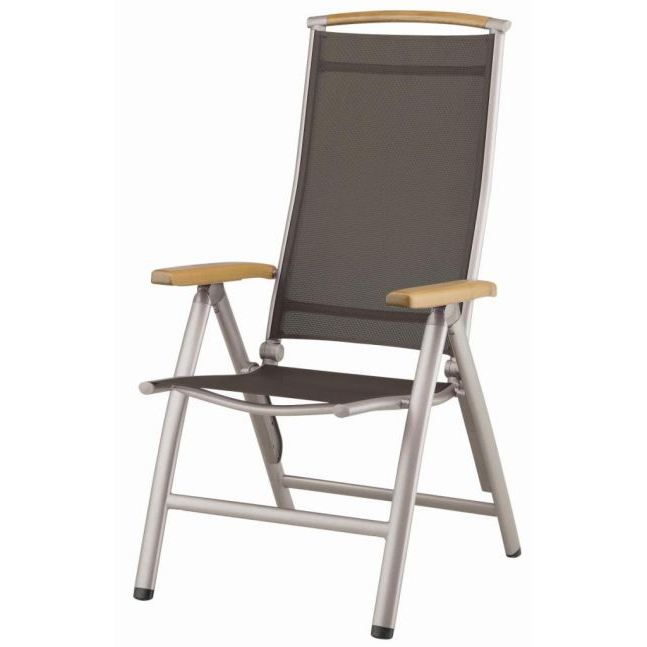 denver fauteuil pliant hks achat vente fauteuil jardin. Black Bedroom Furniture Sets. Home Design Ideas