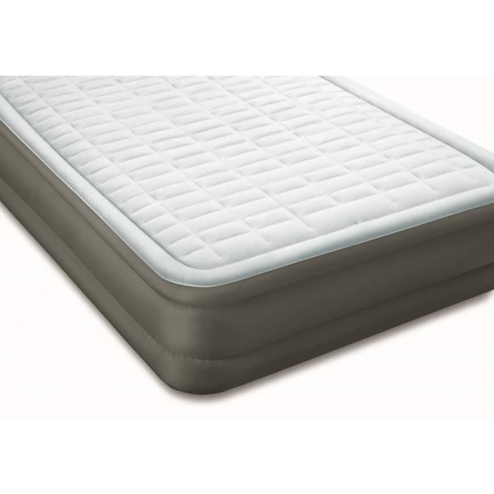 matelas gonflable intex prem 39 air fiber tech 1 p achat. Black Bedroom Furniture Sets. Home Design Ideas