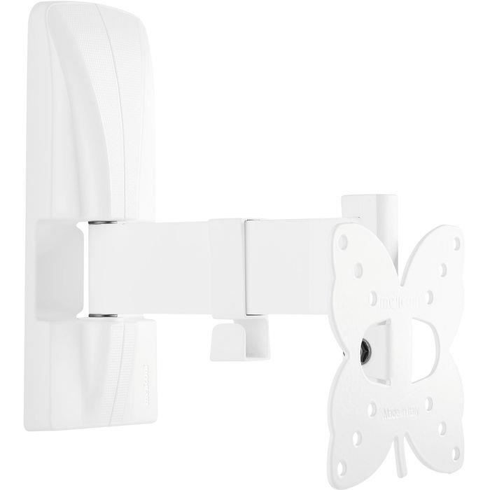 FIXATION - SUPPORT TV Meliconi 100 SR Blanc
