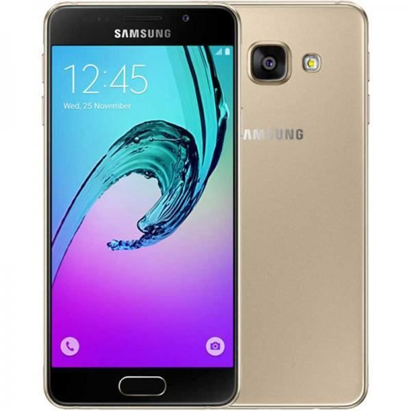 samsung galaxy a310 gold version 2016 achat t l phone. Black Bedroom Furniture Sets. Home Design Ideas