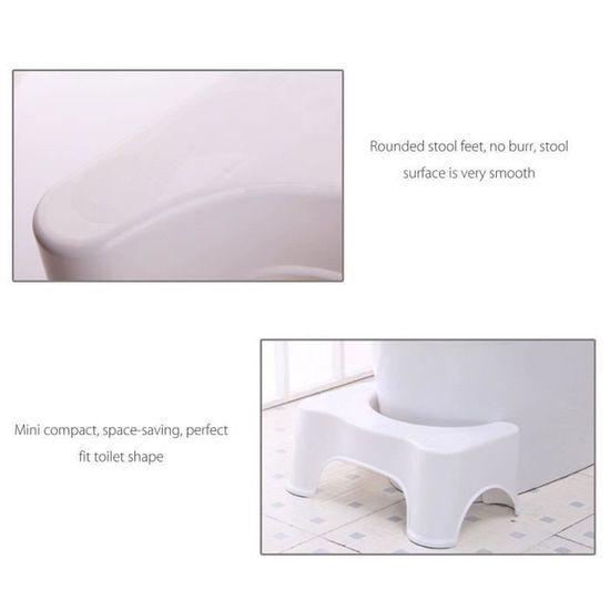 BEI/&YANG WC Repose-Pieds Repose-Pieds De Salle De Bains Antid/érapant pour Adultes-Rose