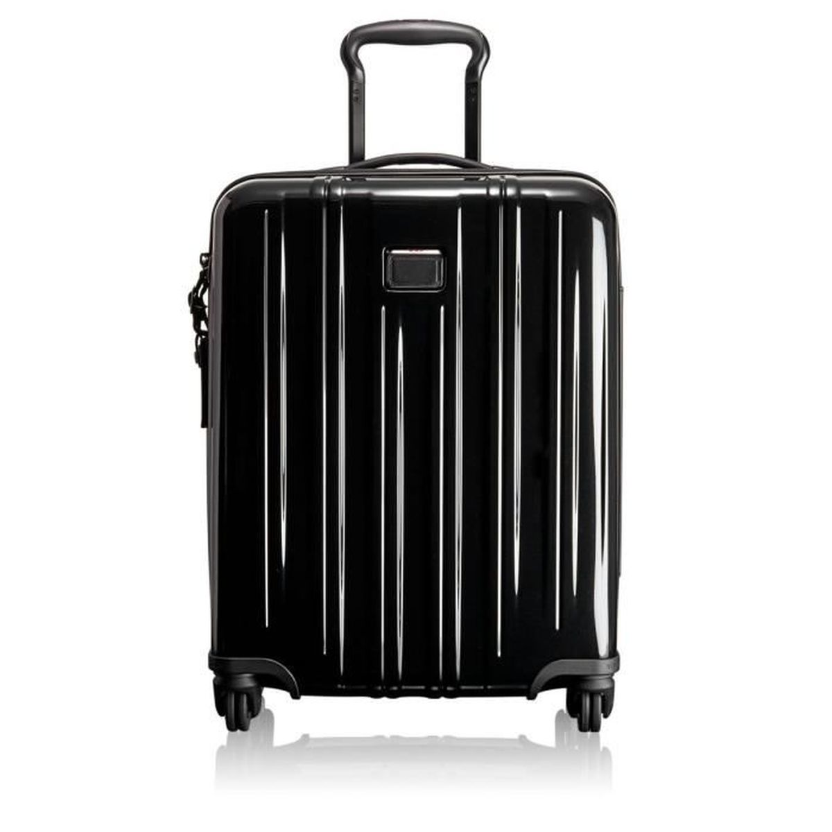 tumi bagage main international mince v3 228007 black55 cm achat vente valise bagage. Black Bedroom Furniture Sets. Home Design Ideas