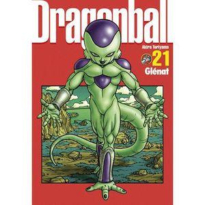 MANGA Dragon Ball perfect edition Tome 21