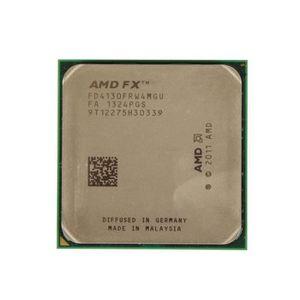 PROCESSEUR AMD Black Edition FX 4130 3.8GHz Quad-Core Socket