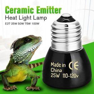 CHAUFFAGE 50W lampes de chauffage infrarouge lampe lumière A