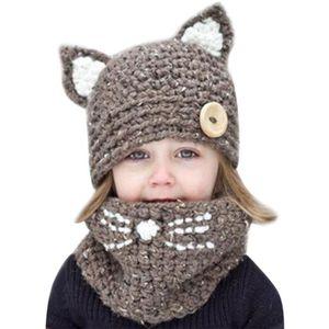 Enfant Cagoule B/éb/é Gar/çon Fille Cache Oreilles Capuche Animaux Hiver Cadeaux danniversaire Mignon Chapeau No/ël b/éb/é Bonnet Toque Chapeau B/éb/é Hiver Bonnet Cache Cou