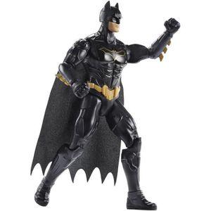 FIGURINE - PERSONNAGE JUSTICE LEAGUE - BATMAN Figurine Deluxe L&S 30 CM