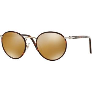 Persol 2422SJ Large Bleu Brown Gold Mirror yZKl0HPTT