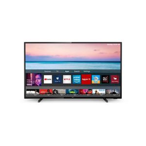 Téléviseur LED Philips 6500 series Téléviseur Smart TV 4K UHD LED