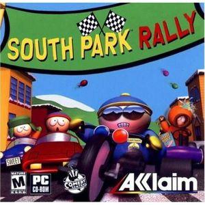 JEU DREAMCAST South Park Rally