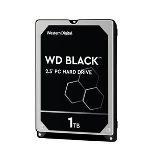 DISQUE DUR INTERNE WD Black™ - Disque dur Interne Performance - 1To -