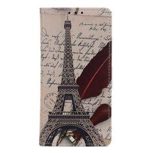 HOUSSE - ÉTUI Étui Wiko Y50, XWZYQ® Peinture Exquise Tour Eiffel