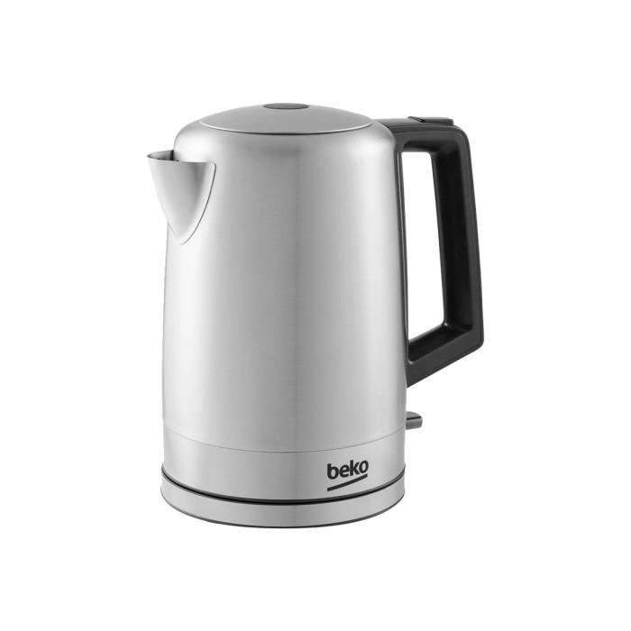 Beko WKM7222I Bouilloire 1 litre 2200 Watt inox