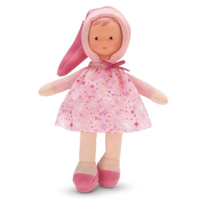 COROLLE Babi Corolle - Doudou Miss Rose Étoile