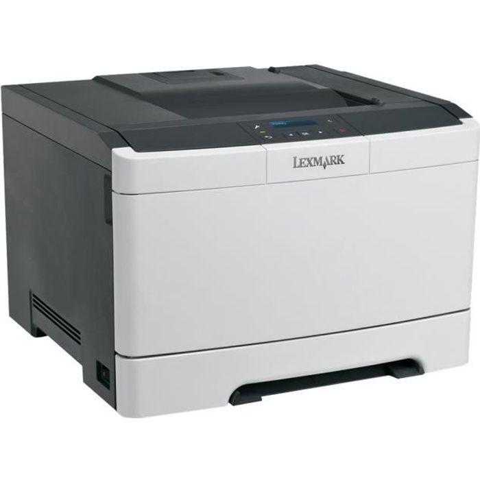 Imprimante laser couleur pas chère