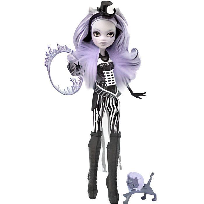 Poupée Monster High Freak du Chic - Clawdeen Wolf