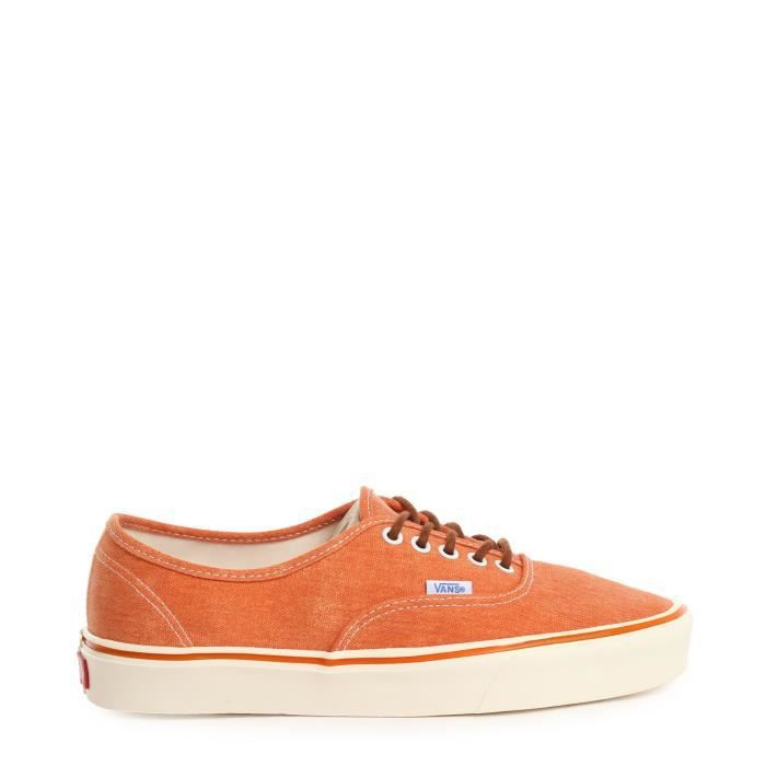 Basket VANS_Fashion - Mode U AUTHENTIC LITE + (VINTAGE) BURNT_unisexe