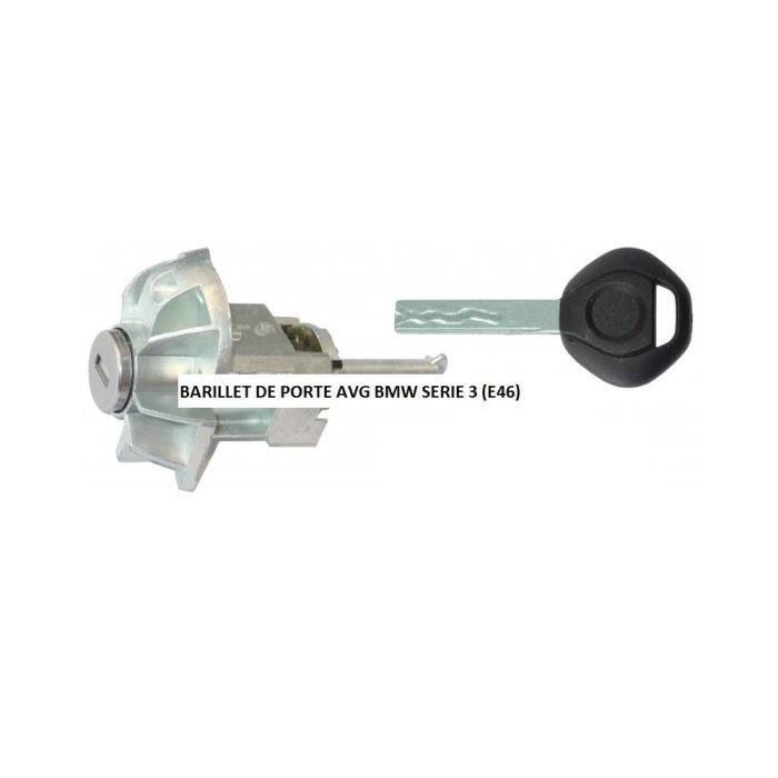Barillet de porte avant gauche pour BMW Série 3 (E46) de 03/03 à 02/05 TABLEAU DE BORD