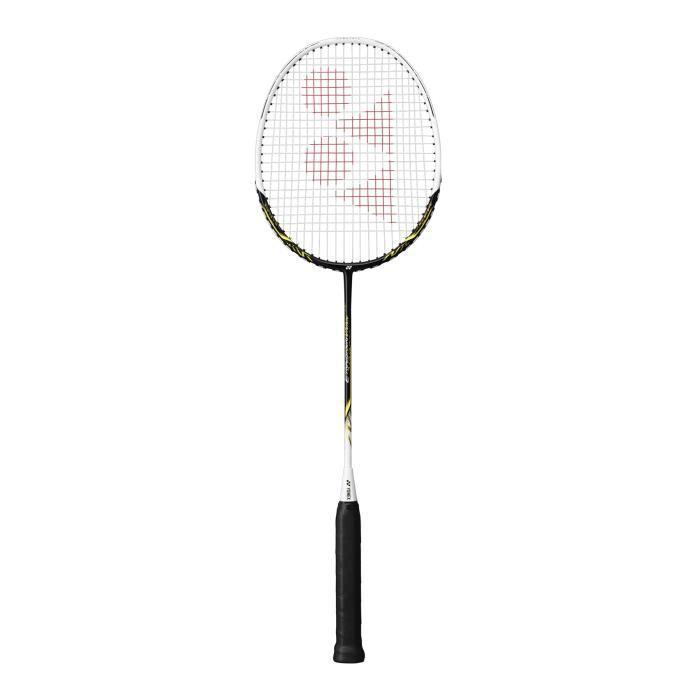 Raquette de Badminton Yonex Nanoray 3 coloris Jaune - Noir