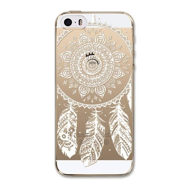 Coque Iphone Transparente Motif
