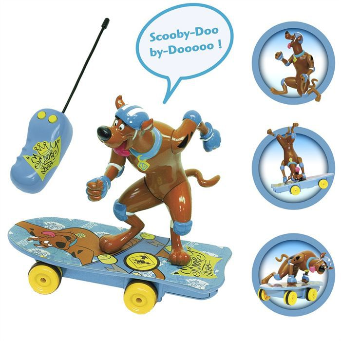scooby doo le skate parlant radiocommand achat vente. Black Bedroom Furniture Sets. Home Design Ideas