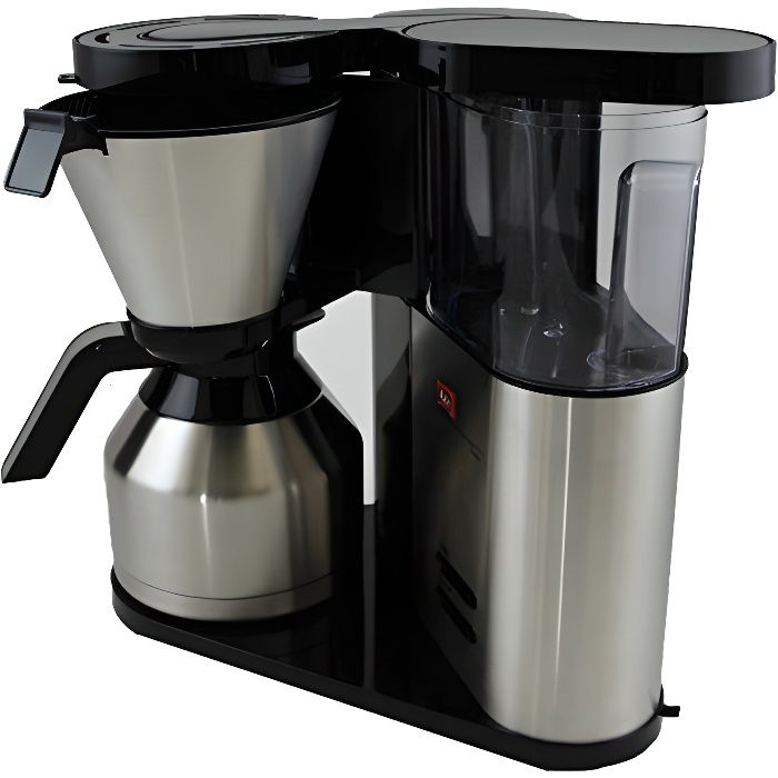 Melitta 1012 04 aroma elegance therm cafeti re filtre - Cafetiere filtre programmable isotherme ...