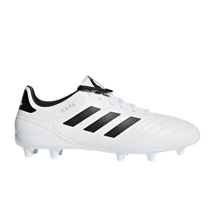 brand new 110fe 6a531 Chaussures football adidas Copa 18.3 FG Blanc