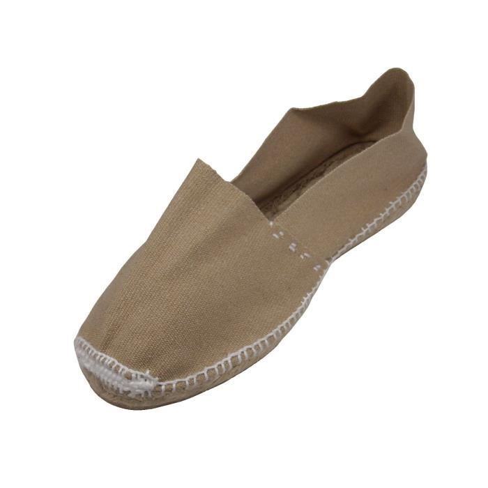 Espadrille Sand Coloured EFXEE Taille-46