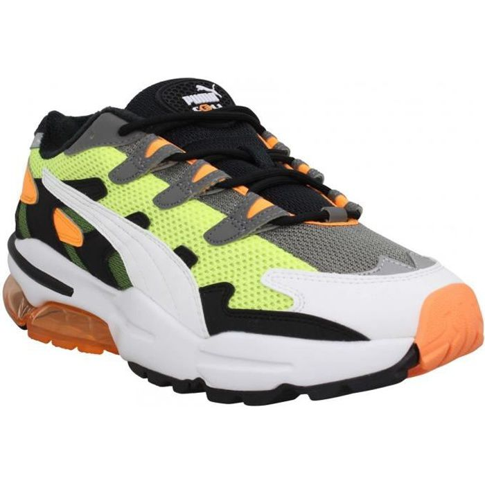 chaussures homme puma toile