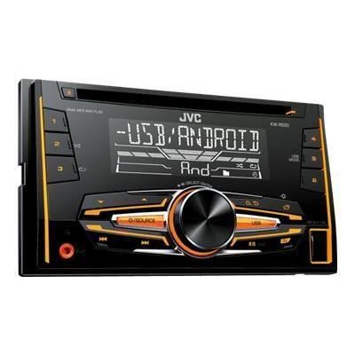 destockage jvc kw r520 autoradio 2 din cd usb android. Black Bedroom Furniture Sets. Home Design Ideas