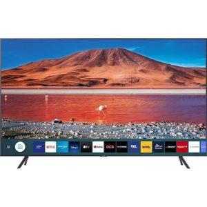 Téléviseur LED Samsung UE50TU7072U - TV LED UHD 4K 50'' (125cm) -