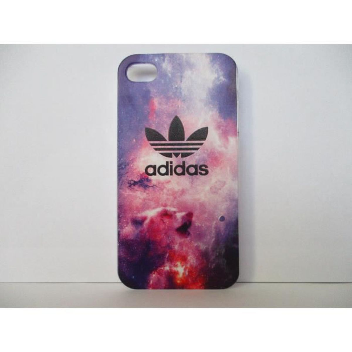 coque adidas iphone 4 4s neuf motif h achat coque. Black Bedroom Furniture Sets. Home Design Ideas