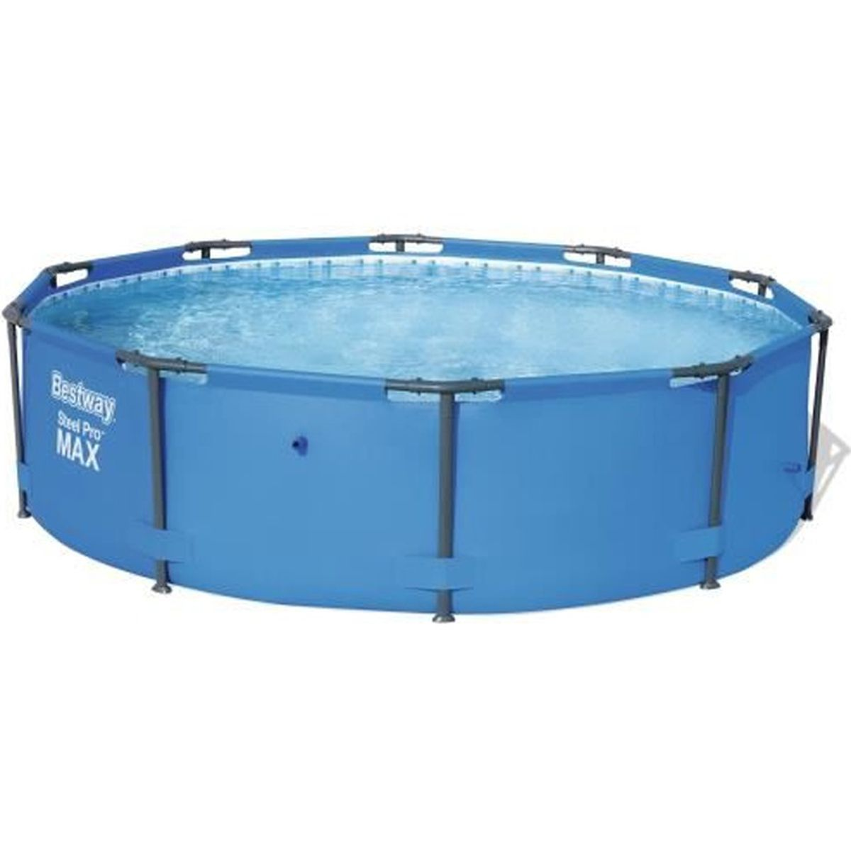 Piscine tubulaire ronde pvc d steel pro frame pools for Liner piscine tubulaire ronde