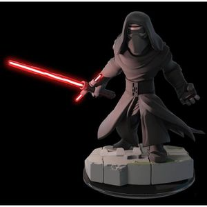 FIGURINE DE JEU Figurine Light-Up Star Wars Kylo Ren Disney Infini