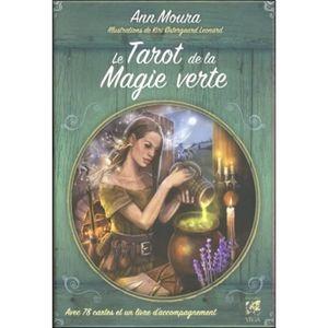 JEU MAGIE Le tarot de la magie verte