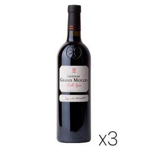 VIN ROUGE Vin Rouge VIELLES VIGNES ROUGE 2014 - Chateau Gran