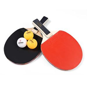 HOUSSE TENNIS DE TABLE Set De Tennis De Table - 2 Raquette Ping Pong De P