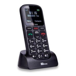 Téléphone portable TTfone Comet (TT100) - Grosses Touches - Ecran Lar