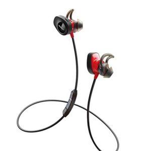 KIT BLUETOOTH TÉLÉPHONE Bose SoundSport Pulse Ecouteurs Power Rouge Sans F