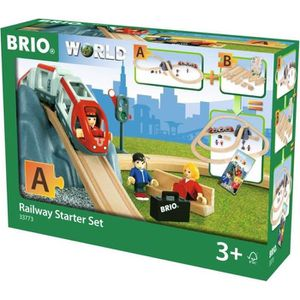 CIRCUIT BRIO World  - 33773 - Circuit En 8 Voyageurs - Pac