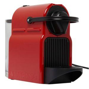 MACHINE À CAFÉ Nespresso Krups Inissia Red Ruby YY1531FD
